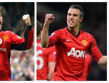 Foto: 5 Striker Tajam Belanda yang Sukses Meraih Gelar Top Skor di Liga Top Eropa, Termasuk Dua Bintang Manchester United
