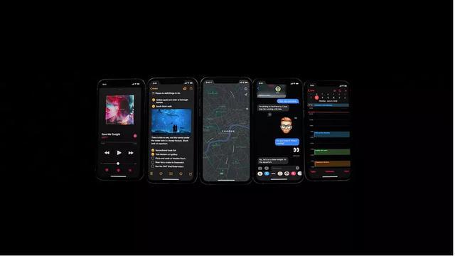 Sejumlah fitur iOS 13