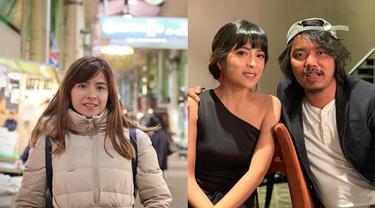 Jarang Tersorot, Ini 6 Potret Cantik Angela Ci Kekasih Dodit Mulyanto