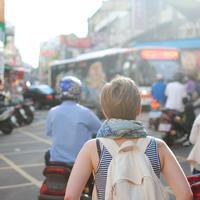 Ilustrasi travelling (Foto: Unsplash.com/ Steven Lewis)