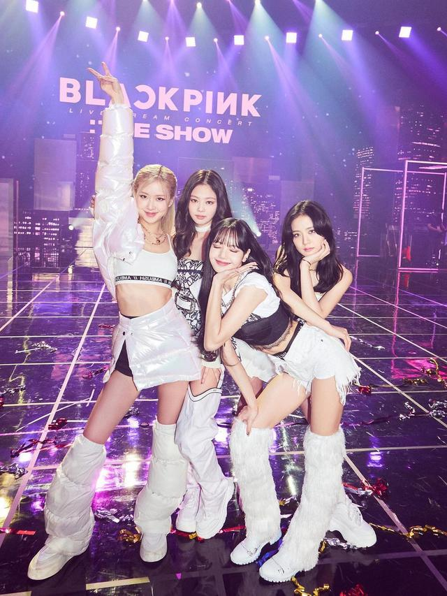 Blackpink - The Show. (Instagram/ blackpinkofficial)