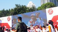 Kapolri Jenderal Tito Karnavian menghadiri HUT ke-71 Polwan di Mapolda Metro Jaya. (Nur Habibie/Merdeka.com)