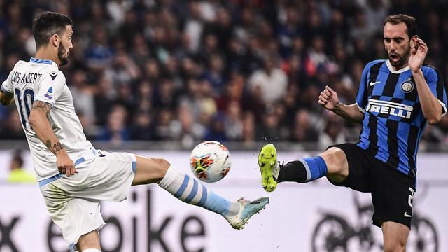 Inter Milan Bungkam Lazio di San Siro