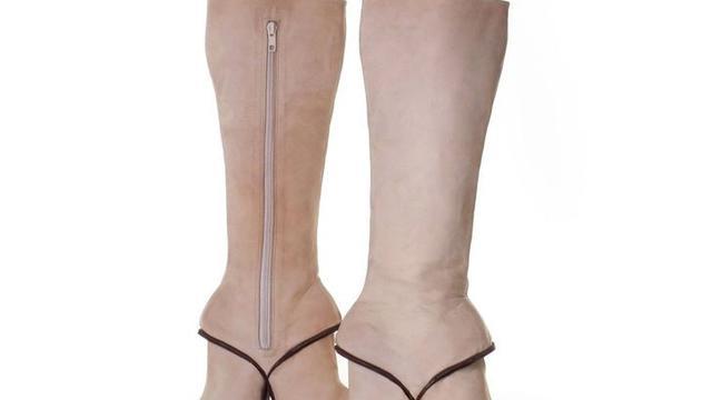 sepatu nyeleneh