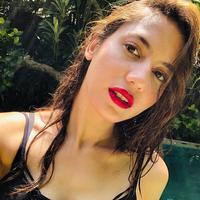 Pevita Pearce. (dok. Instagram @pevpearce/https://www.instagram.com/p/BshH5SnFOSc/Asnida Riani)
