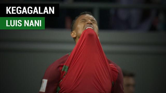 Berita video kemungkinan penyebab gelandang Portugal, Luis Nani, gagal dalam adu penalti saat melawan Cile pada semifinal Piala Konfederasi.