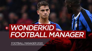 Berita motion grafis pemain Borussia Dortmund dan 7 wonderkid lainnya di Football Manager 2020.