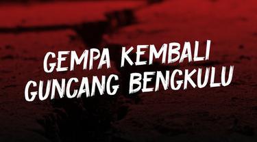 Video Top 3 hari ini ada berita terkait gempa guncang Bengkulu, Bupati Indramayu Supendi terkena OTT KPK, dan Adele menjadi penyanyi terlaris Inggris.