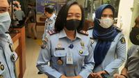 Kepala Kantor Imigrasi Tangerang Klas I Non TPI Felucia Sengky
