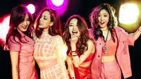 Baru-baru ini, JYP Entertainment mengeluarkan pengumuman resmi jika Miss A resmi bubar. (Foto: missa.jype.com)