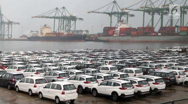 Pemerintah Berencana Memacu Aturan Ekspor Industri Otomotif