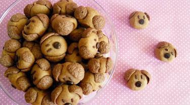 Resep Kue Kering Imut Milo Doggie Cookies Lifestyle