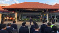 Posko terpadu Bandara NGurah Rai