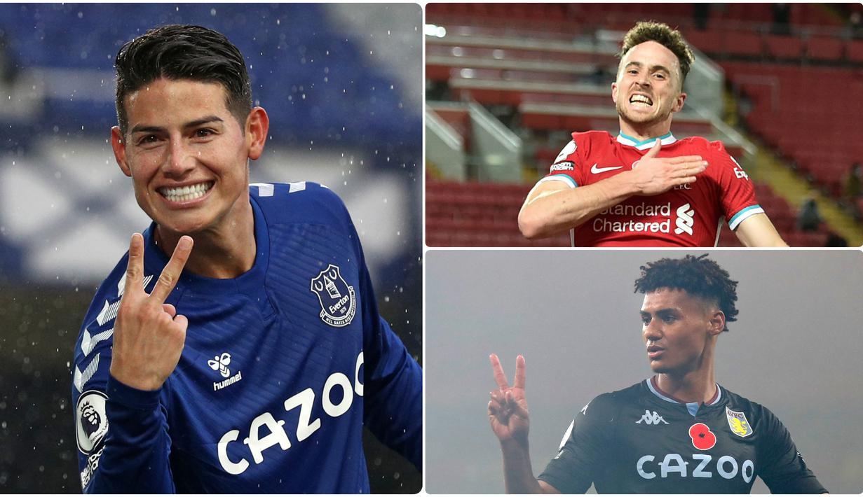 Beberapa pemain baru ternyata mampu bermain cemerlang setelah pindah ke klub baru di kompetisi Liga Inggris awal musim ini. Berikut 5 rekrutan baru klub di Liga Inggris yang tampil mengesankan di awal musim. (kolase foto AFP)