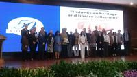 Seminar Internasional Indonesia Heritage and Library Collection. Liputan6.com/Linda Fahira Putri