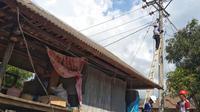 PT PLN (persero) memastikan pasokan listrik di Nusa Tenggara Barat (NTB), khususnya Lombok sudah normal. (Wicak/Liputan6.com)