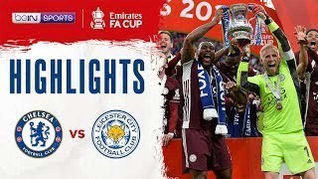 Berita video highlights Final Piala FA 2020/2021, di mana Leicester City menjadi juara setelah menaklukkan Chelsea 1-0 di hadapan 21.000 penonton, Minggu (16/5/2021) dinihari WIB.