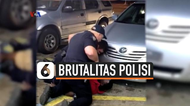 brutalitas polisi