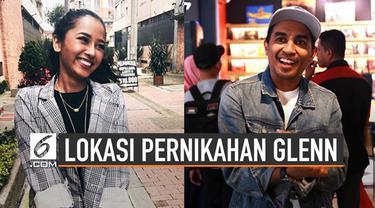 Setelah 10 tahun menduda, Glenn Fredly akhirnya menikahi Mutia Ayu.