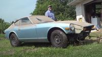 Mobil Ini Tidak Pernah Dicuci Sejak Dibeli (Carscoops)