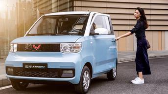 Wuling Siap Produksi Mobil Listrik di Indonesia pada 2022