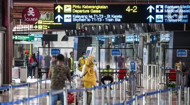 Protokol Kenormalan Baru di Bandara Soetta