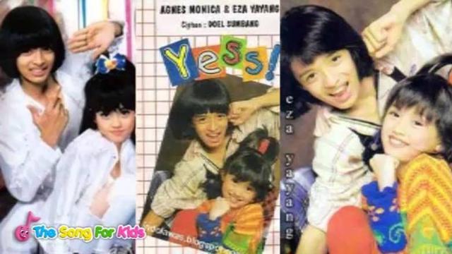 [Bintang] Agnes Monica-Eza Yayang
