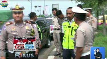 Kemungkinan titik kemacetan karena pasar tumpah juga jadi perhatian petugas. Di jalur tersebut, petugas polri akan disiagakan.