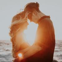 Ilustrasi pasangan romantis. Sumber foto: unsplash/Christiana Rivers.