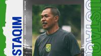 Persebaya Surabaya - Mustaqim (Bola.com/Adreanus Titus)