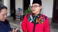 Wali Kota Malang Sutiaji (Liputan6.com/Zainul Arifin)