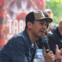 Preskon film Target (Adrian Putra/bintang.com)