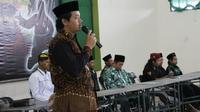 Gus Fachrudin Ahmad Nawawi, Pengasuh Ponpes Al Hasani, Kebumen. (Foto: Liputan6.com/Muhamad Ridlo).