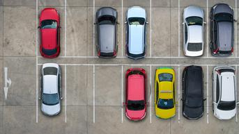 Bukan Main, Lahan Parkir Ini Harganya Setara Mobil Mewah