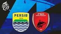 BRI Liga 1 - Persib Bandung Vs PSM Makassar (Bola.com/Adreanus Titus)