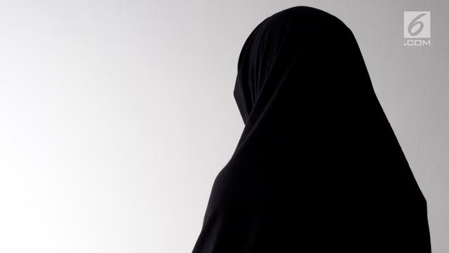 Viral Polisi Amankan Wanita Bercadar Di Makassar Apa Kata Polisi