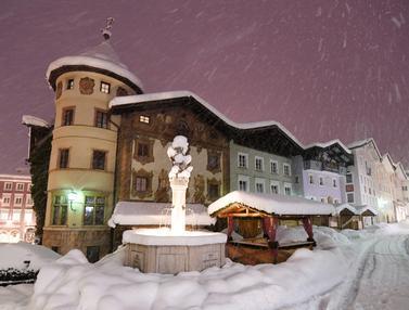 Salju Tebal Selimuti Jerman