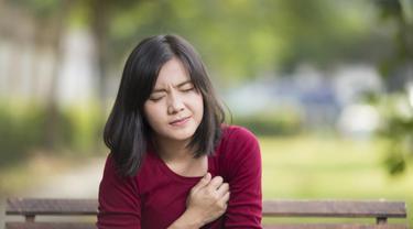 Wanita yang Sering Stres Rentan Kena Penyakit Jantung (SHAjAMP/Shutterstock)