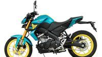 Menjadi model Limited Edition, Yamaha secara resmi memperkenalkan skema cat baru untuk MT-15 di Thailand. (Motorbeam).