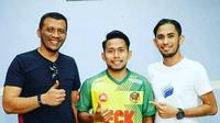 Teka-teki masa depan Andik Vermansyah akhirnya terungkap karena memilih melanjutkan karier di Liga Super Malaysia bersama Kedah FA. (Instagram/@kedah_fa)