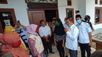 Wali Kota Serang, Syafurdin, mengaku belum mendapatkan laporan resmi penyebab meninggalnya Ibu Yulie Nuramelia (Foto:Liputan6/Yandhi Deslatama)