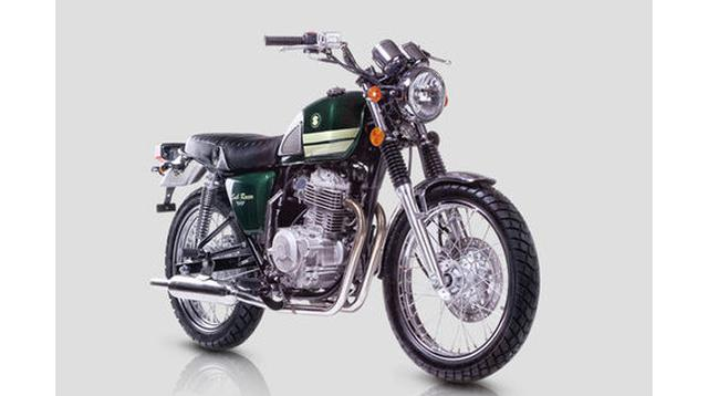 SOIB Racer 400 (SOIB Motorcycle)