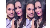 Ivan Gunawan dan Cita Citata. (sumber: instagram.com/ivan_gunawan)
