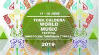 Toba Caldera World Music Festival 2019/Instagram @suarasama.