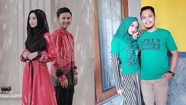 6 Momen Kompak Artis Jebolan D Academy Pakai Baju Couple Dengan Pasangan Hot Liputan6 Com