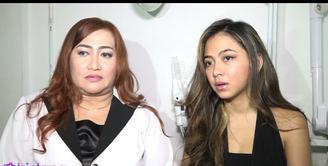 Sering menggunakan make up tebal, membuat kulit wajah Nadia Vega rusak. Jelang pernikahan pun Nadia melakukan perawatan.