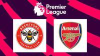 Premier League - Brentford Vs Arsenal (Bola.com/Adreanus Titus)