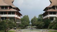 Kampus Institut Teknologi Bandung (ITB). (www.itb.ac.id)
