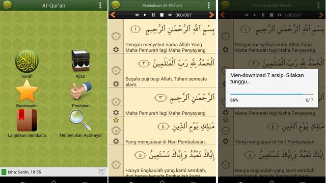 Inilah 3 Aplikasi Pencari Ayat Al Quran Terbaik Meaplikasi