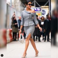 Priyanka Chopra di New York. (dok.Instagram @priyankachopra/https://www.instagram.com/p/BwKNQryno_5/Henry